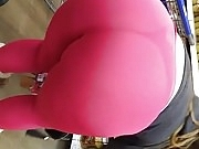 Omg seethrew thong superbooty pawg bendover pullup queen
