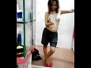 cute Asian cam girl masturbates thrice a day