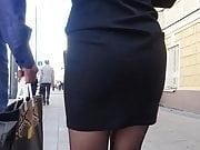 Girl with nice ass