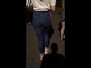 Girlfriend best friend ass in jeans