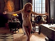 Connie Nielsen Nude Boobs And Butt In The Devils Advocate