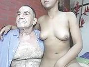 Grandpa fucking young girl