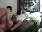 Wife convinced to mmf